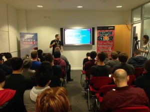 Grads In Games : Get In The Game careers events