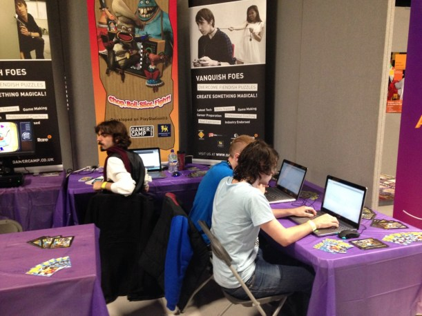 Gamer Camp @ Play Expo