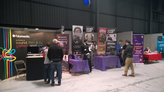 Grads In Games @ Play Expo