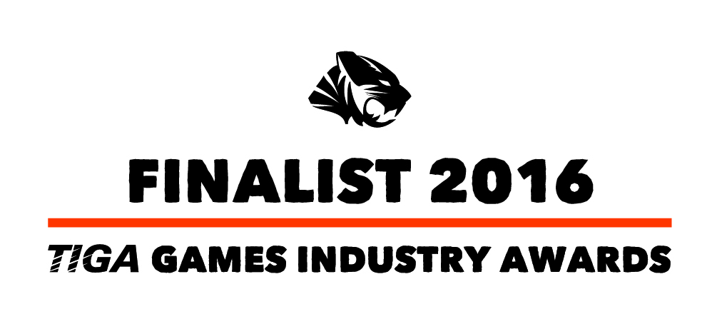 We're a finalist for two TIGA Awards!
