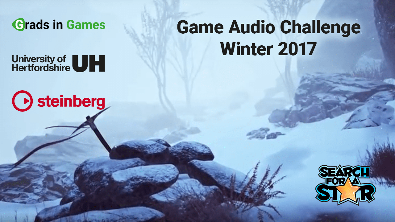 Grads In Games & University of Hertfordshire Games Audio Challenge - Winter 2017