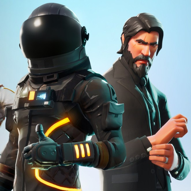 Fortnite. Epic Games