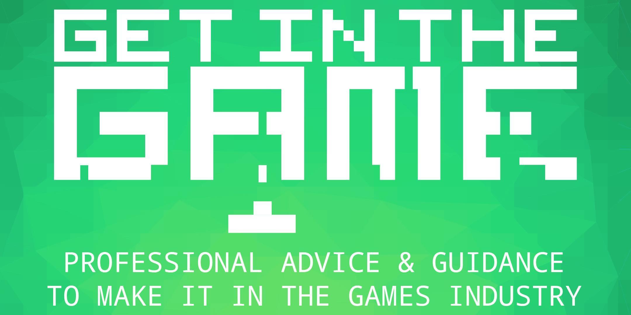 Get In The Game Careers Talks; NHTV Breda