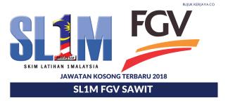 Skim Latihan 1 Malaysia Felda Global Ventures