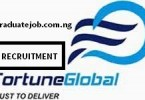 Warehouse Manager at Fortune Global Shipping & Logistics Limited