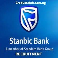 Business Banker – Enterprise Direct (North Central) at Stanbic IBTC Bank