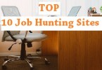 10 Job Hunting Sites to Use if you want to be Hired