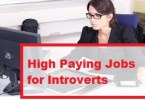 High Paying Jobs for Introverts