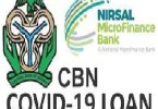 How to Apply for CBN Covid Loan