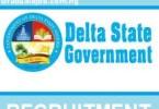 Delta State Government Graduate Internship Jobs