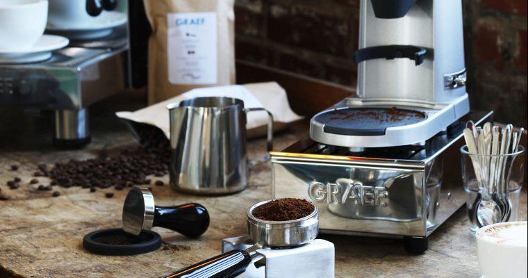 Werkzeug für den Kaffeekünstler