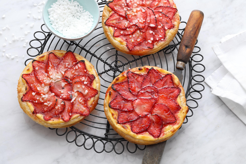 Eine Liebeserklärung an die Erdbeere