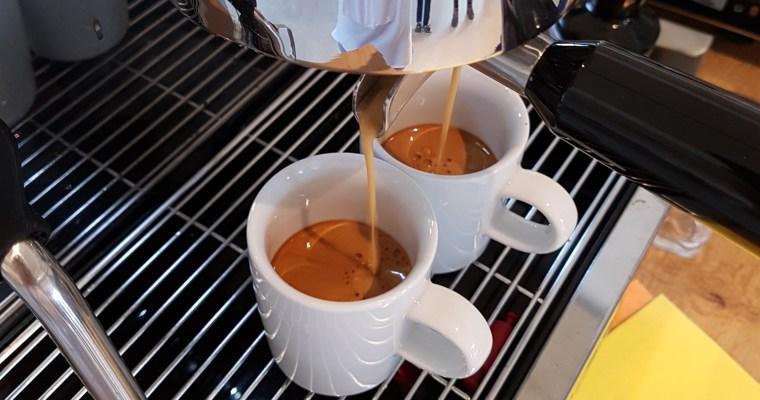 Das Beste, was ein Espresso werden kann