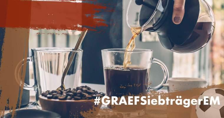#GRAEFSiebträgerEM Kaffeerezepte