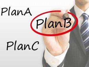 PlanAからCまであるなかでPlanBに〇をつける男性