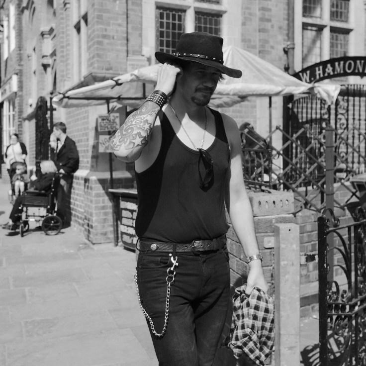 Whitby cowboy