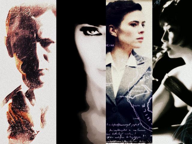 Alternative Spy Thriller Movie Posters