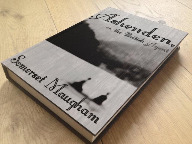 Ashenden Alternative Book Cover