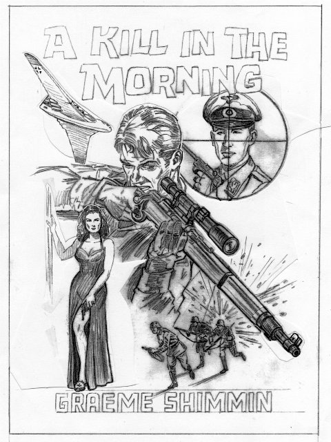 A Kill in the Morning Cover Design Improved Draft