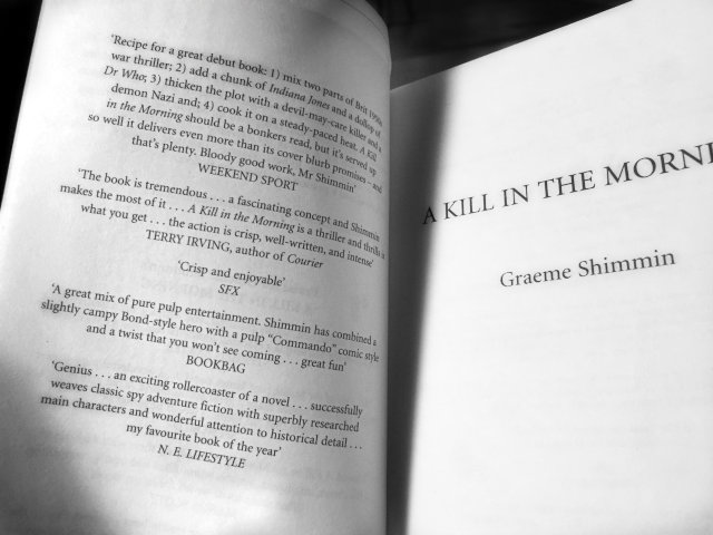 A Kill in the Morning Paperback Reviews