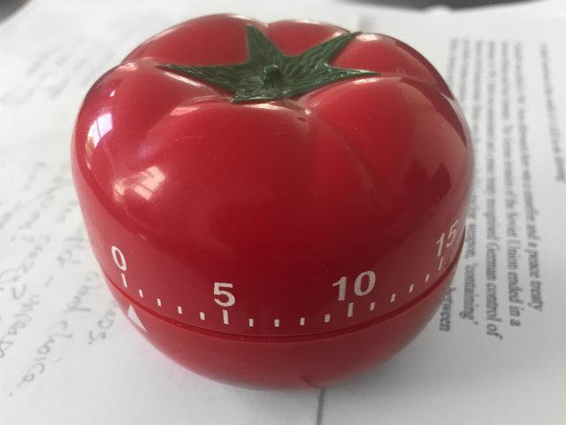 How to Stop Procrastinating using the Pomodoro Technique