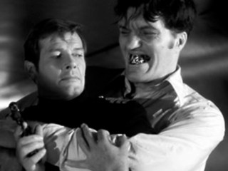 Jaws and James Bond in the Spy Who Loved Me