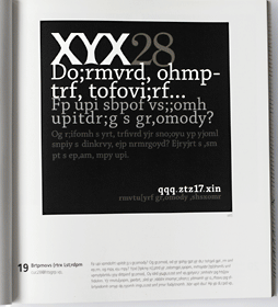 Encrypted information for xyx28 in the exhibition catalogue