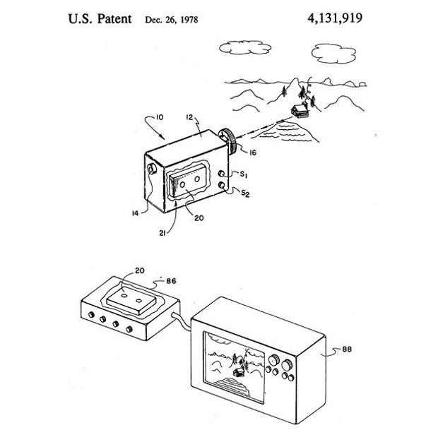 ¿Quién diseñó la primera cámara digital de la historia?