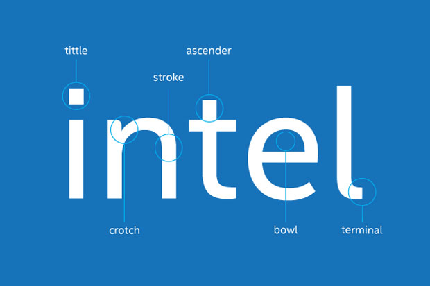 01 DaltonMaag IntelClear Dalton Maag diseña la primera la fuente exclusiva de Intel
