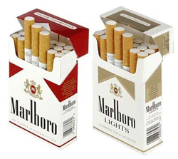 Marlboro El top 10 de las celebrities del packaging