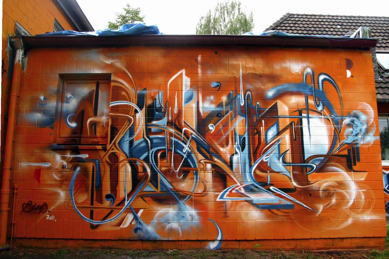 Art Crimes Clockwork P17