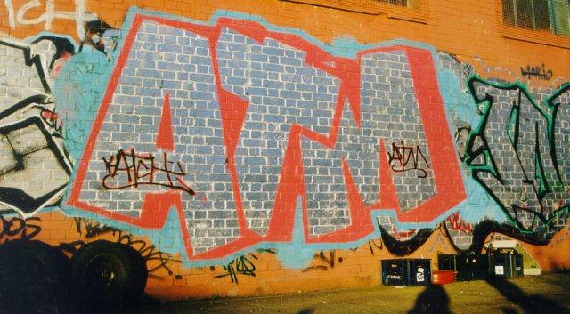 London Graffiti 3