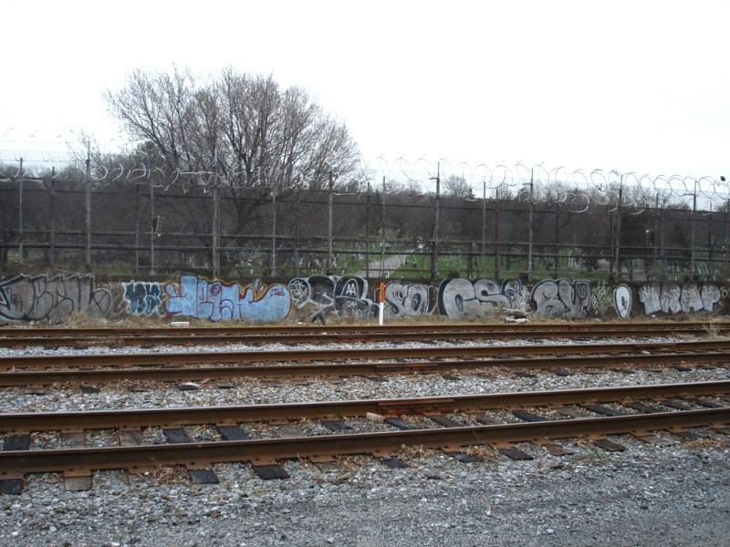 GRAFFITI: DR AA TAX TFK · SO TFK · CSONE TFK · BABY168 · TRAP · DECK