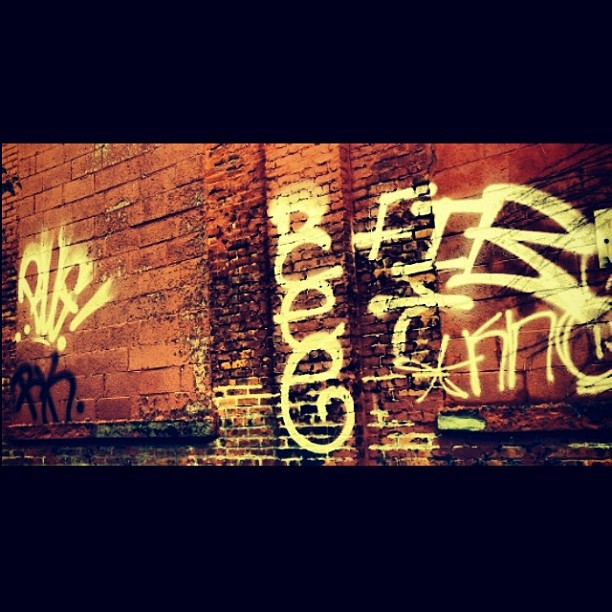 GRAFFITI:  BUG · DCEE · FIB