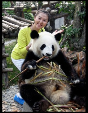 Helen and Siyuan