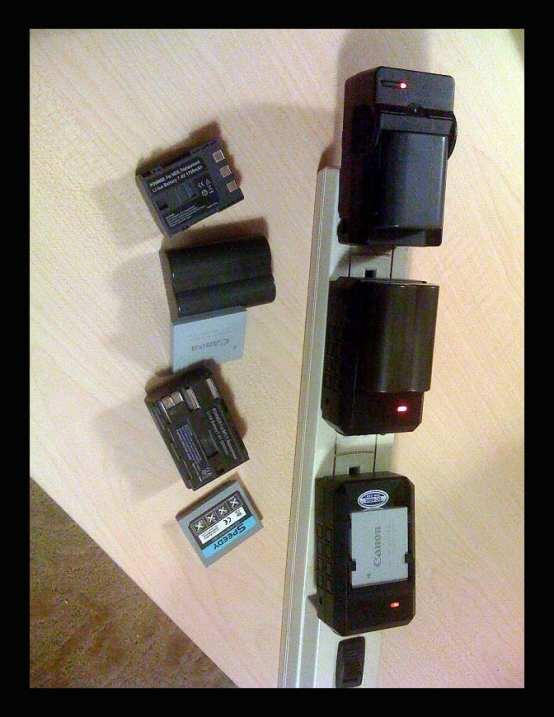 chargingthebatteries
