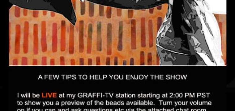 graffitijewelryhomebeadshow