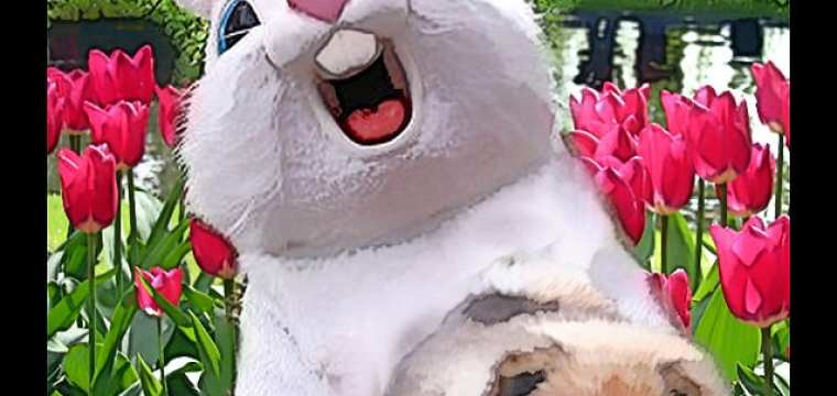 HAPPY EASTER…2 EBAY AUCTIONS FOR SPRINGTIME