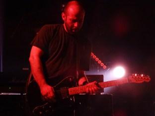 Mogwai guitarist John Cummings at The Roundhouse