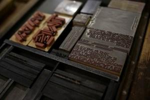Zincogravura tipográfica