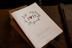 Convite de casamento, Tipografia Sintrense, portfolio