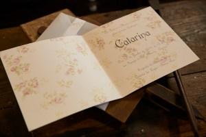 Convite de baptizado, Tipografia Sintrense, portfolio