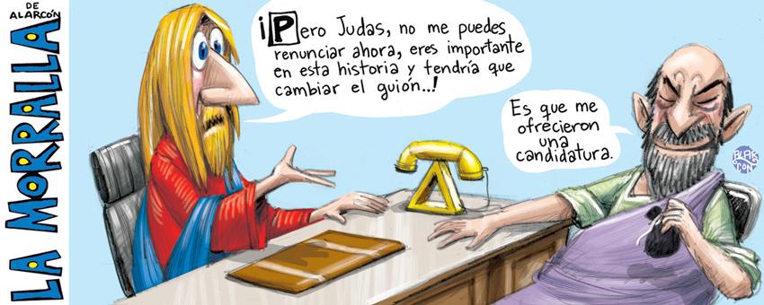 Judas - Alarcón
