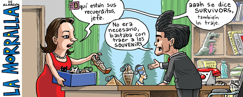Souvenirs - Alarcón