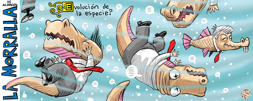 Evolución de la especie - Alarcón