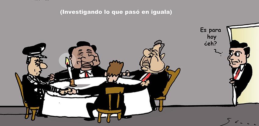 Investigando lo que pasó en Iguala - Garcí