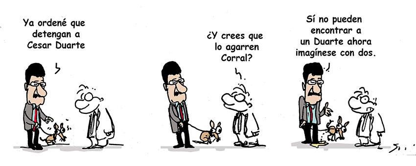 ¡Ah, Chihuahua! - Garcí