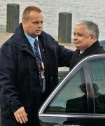 Krzysztof Olszowiec zaczął karierę od wożenia szefa NIK Lecha Kaczyńskiego