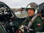 gen. Andrzej Andrzejewski, który zginął w katastrofie CASY, był dowódcą 1. Brygady Lotnictwa Taktycznego  w Świdwinie (fot. Wojtek Tołyż)