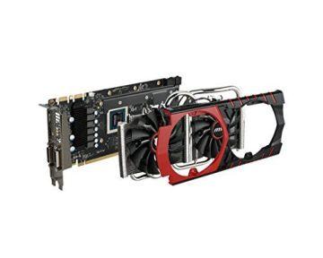 MSI GeForce GTX 970 Gaming 4G, 4GB GDDR5 - 4